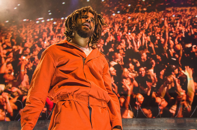 J. Cole 'KOD' First Week Sales