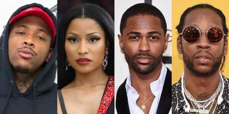 NEW MUSIC: YG feat. Nicki Minaj, 2 Chainz & Big Sean – BigBank