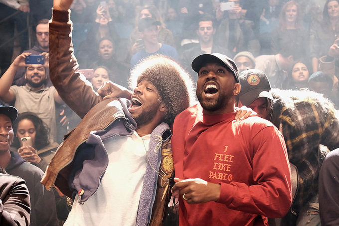 "Stream Kanye West & Kid Cudi's Joint Album ""Kids See Ghosts"""