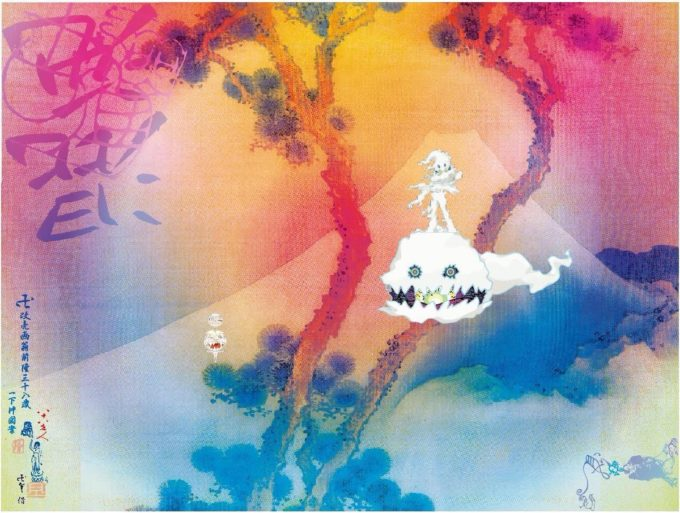 REVIEW: Kanye West & Kid Cudi – Kids See Ghosts