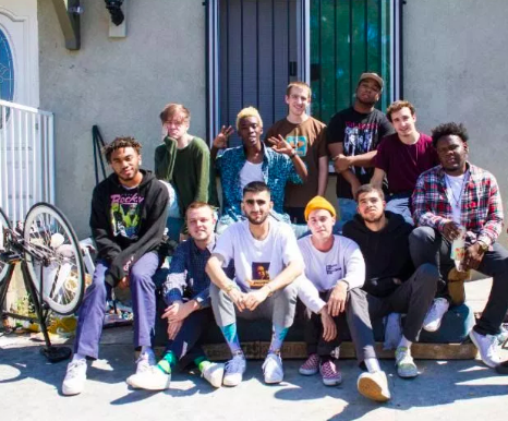JUST ANNOUNCED: BROCKHAMPTON Live In Australia